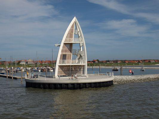 Seebrücke Juist