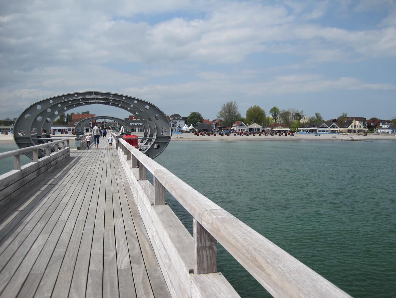 Seebrücke Kellenhusen (305m)