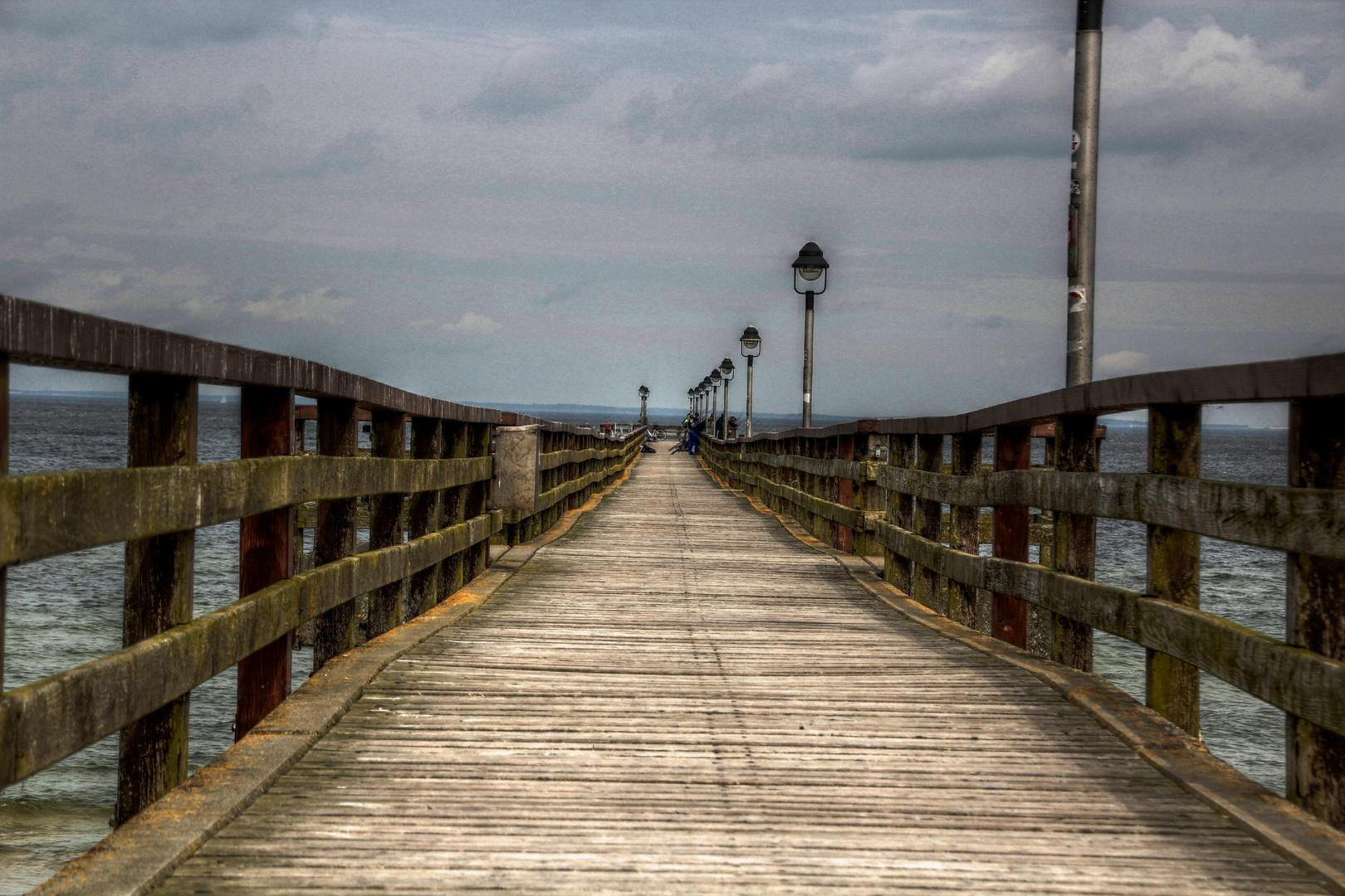 Seebrücke Lubmin 2
