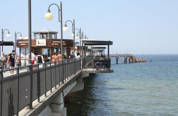 Seebrücke Misdroy