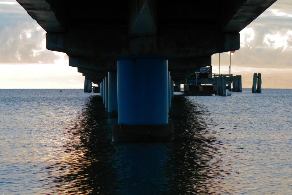 Seebrücke Scharbeutz