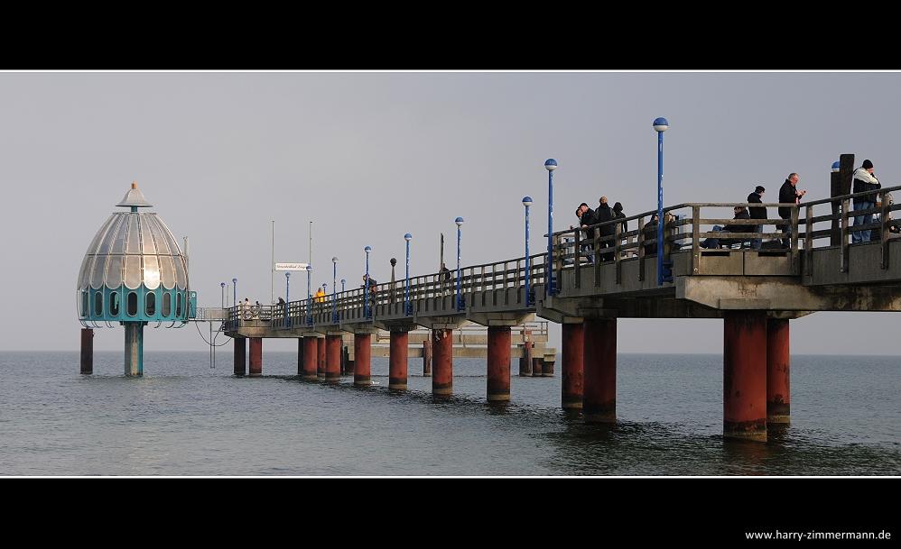Seebrücke Zingst