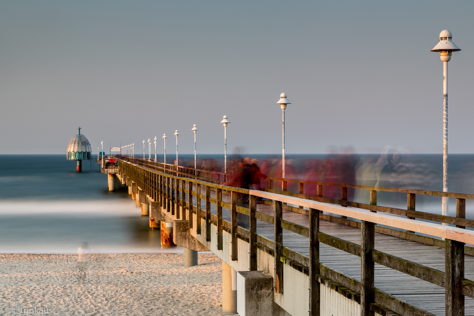 Seebrücke Zinnowitz