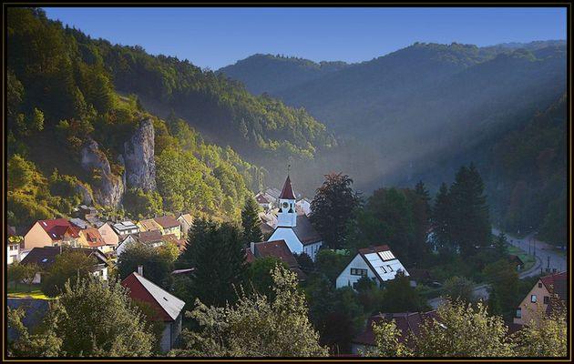 Seeburg-Ein schöner Tag beginnt