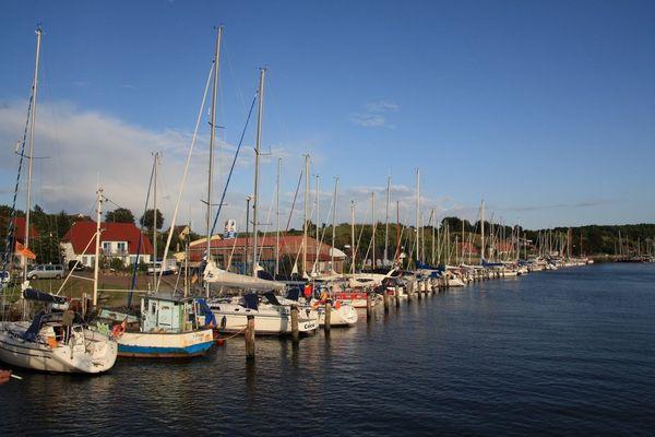Seedorf auf Rügen 2009