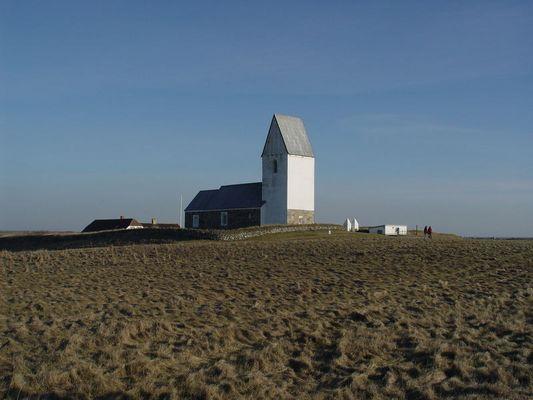 Seefahrerkirche in Dänemark