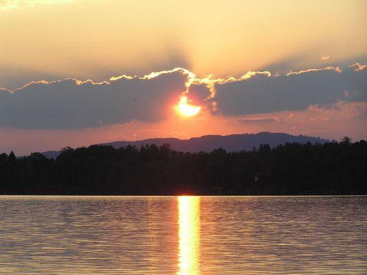 Seehausen Sunset