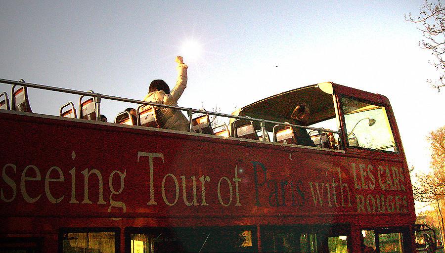 seeing tour
