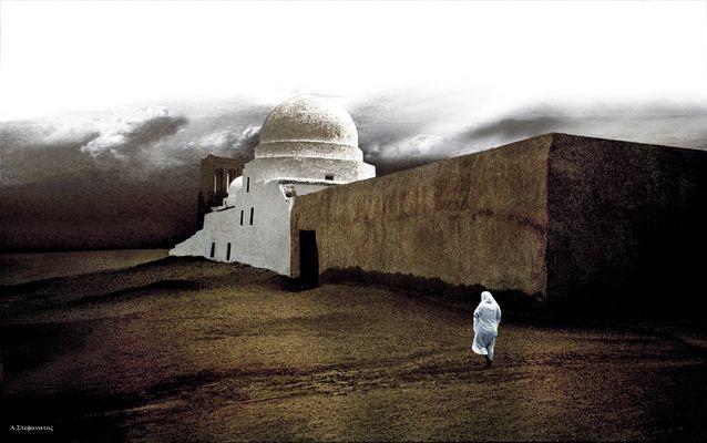 seeking refuge...