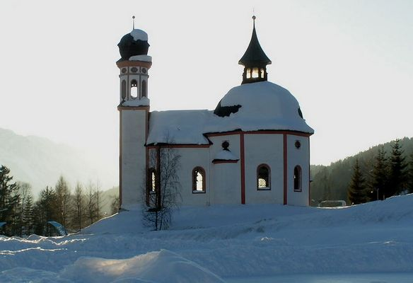Seekirchl in Seefeld/Tirol
