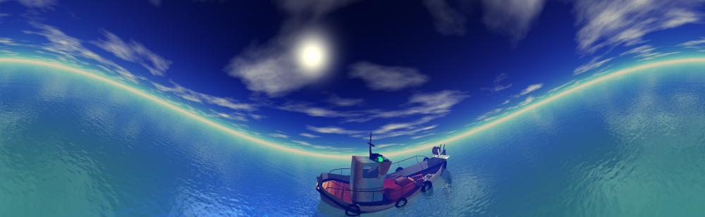 """Seekrank oder """"Seemannreise"""""""