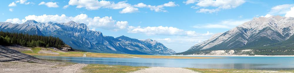 Seelandschaft Jasper Nationalpark