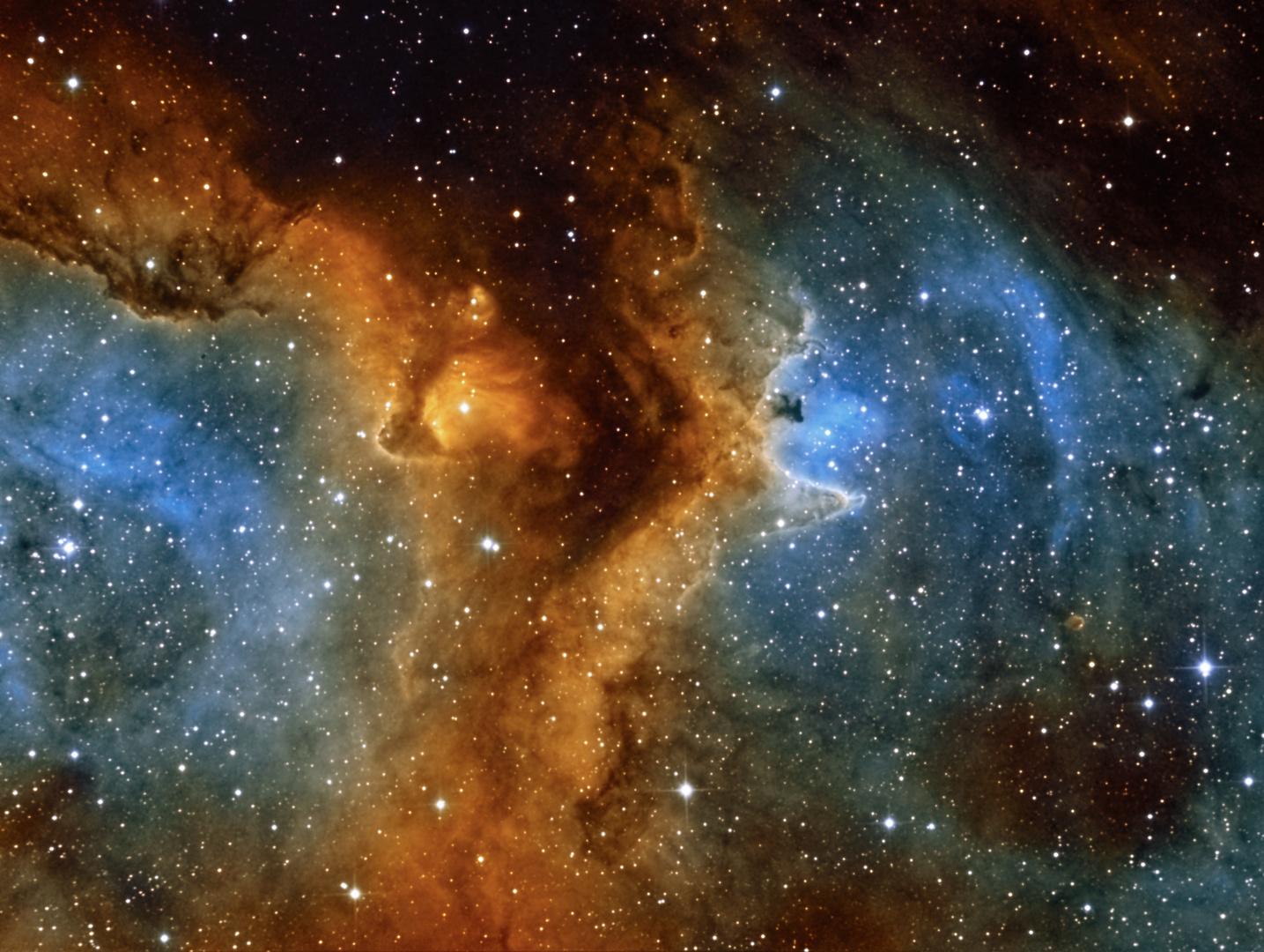 Seelennebel IC1848
