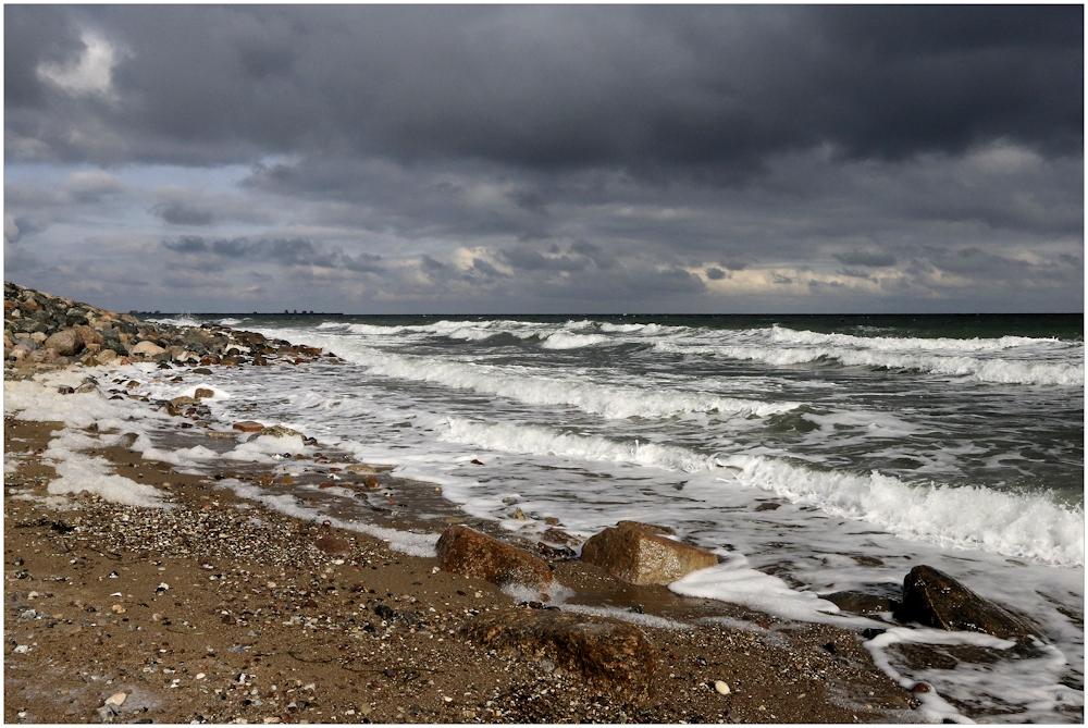 Seeluft der Ostsee tut ...