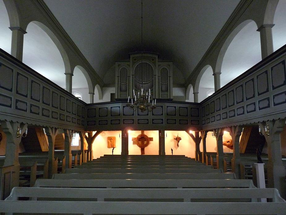 Seemannskirche Prerow/a.Darß (2)