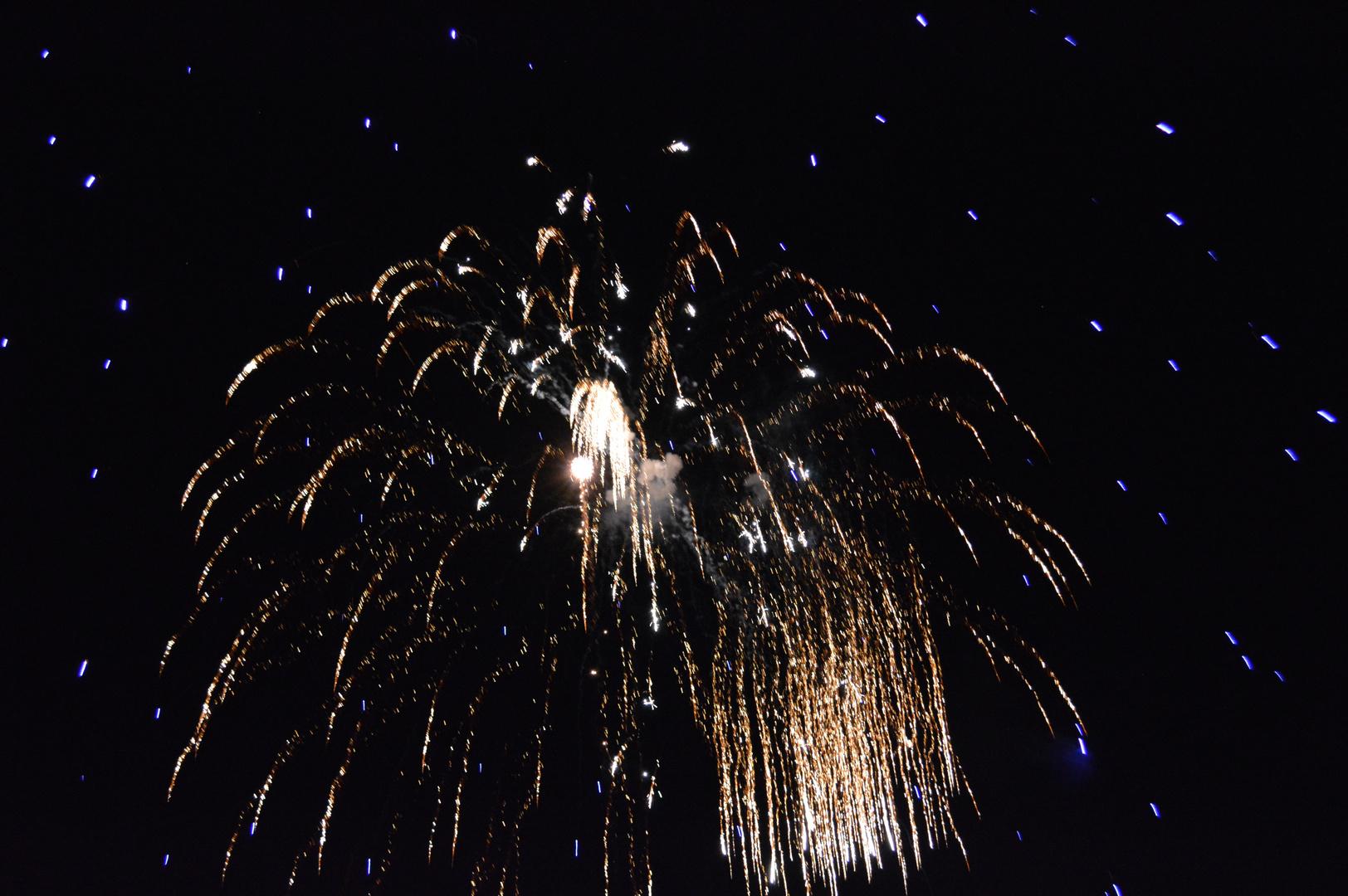 Seenachtsfest an der Bigge 2013