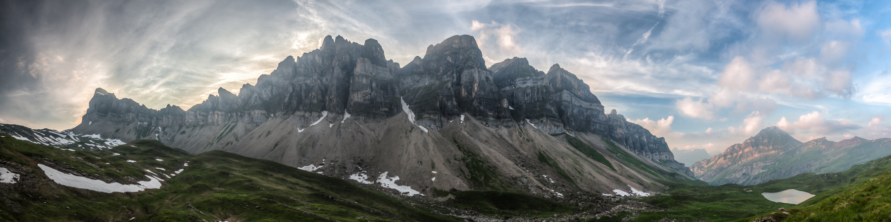 Seenalp Panorama