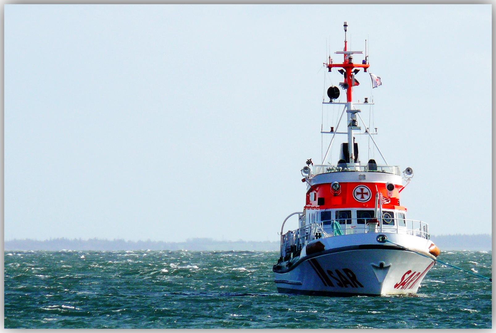 Seenotrettungskreuzer Minden