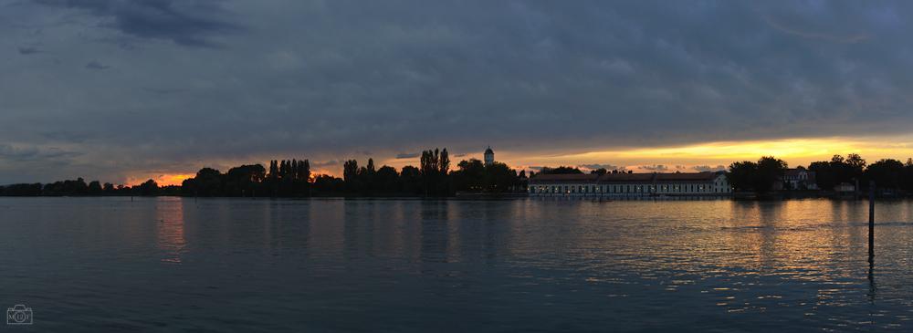 Seerhein bei Konstanz