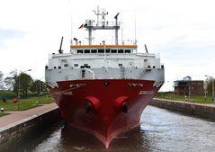 Seeschleuse Emden