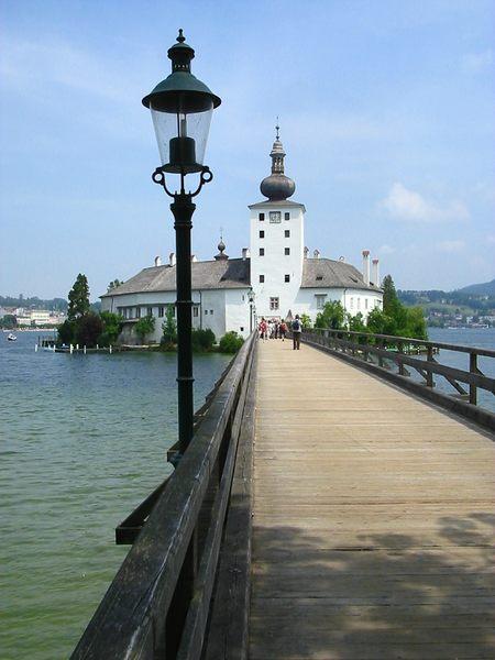 Seeschloss Ort am Traunsee
