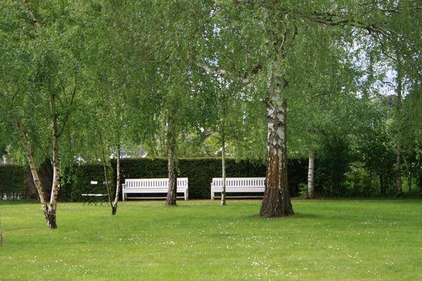Seeseite der Villa von Max Liebermann