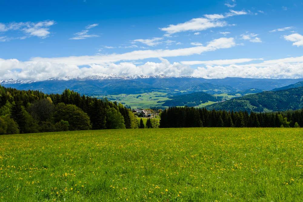 Seetaler Alpen Frühjahr 2014