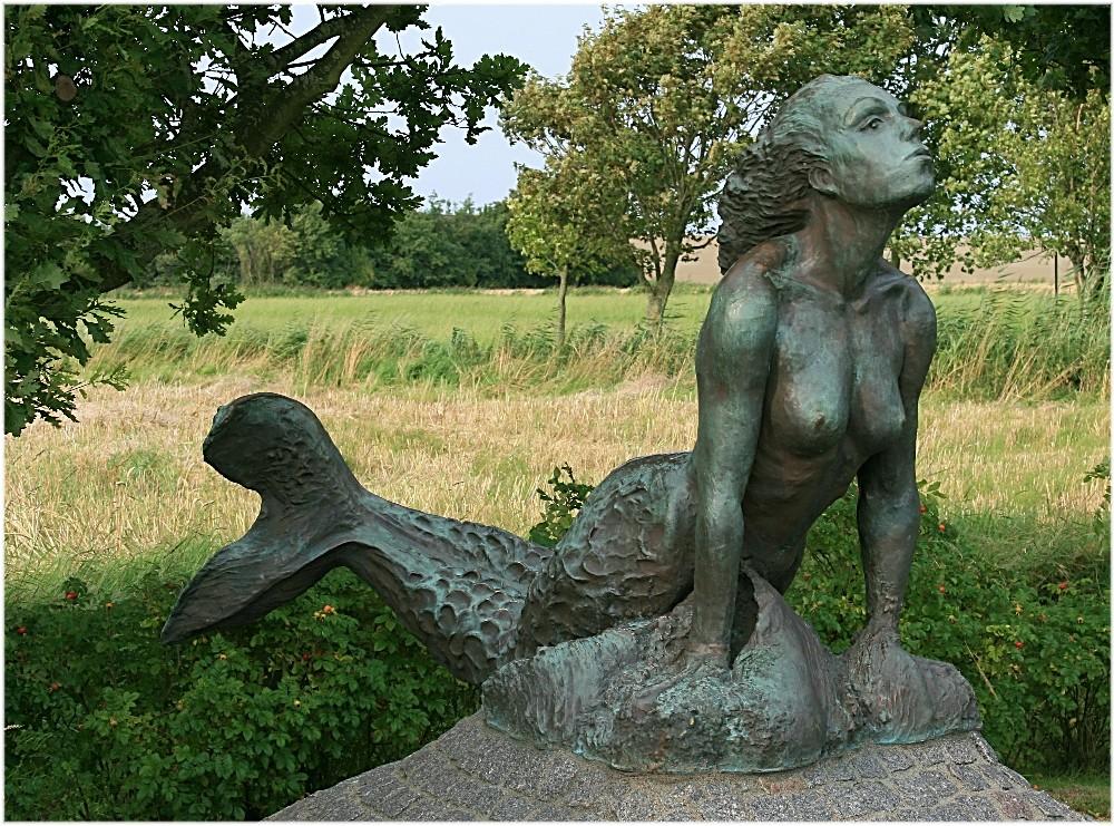 Seewief, bei Minsen (Wangerland)