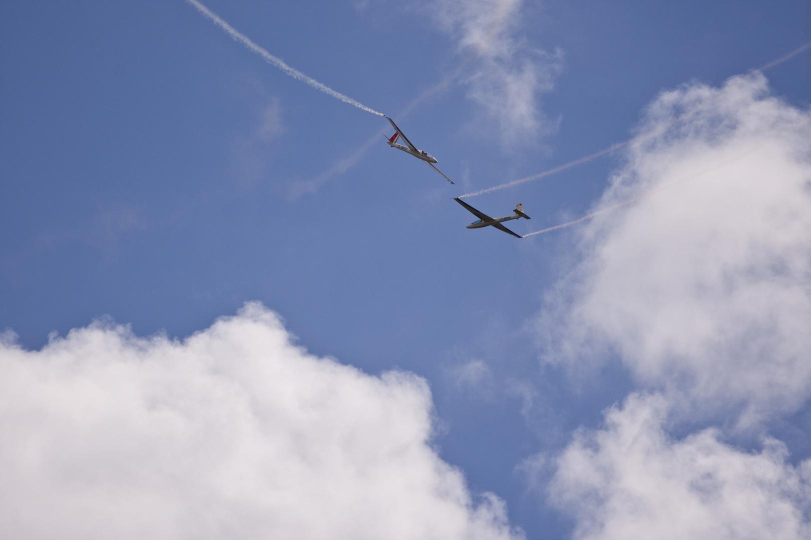 Segelflug Action