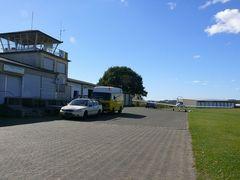Segelflugplatz Wershofen in der Eifel
