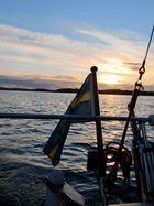 Segelidylle in Schweden / sailing in Sweden