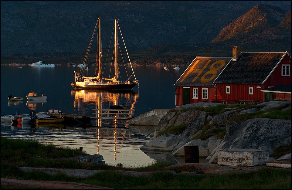 segeln in der arktis