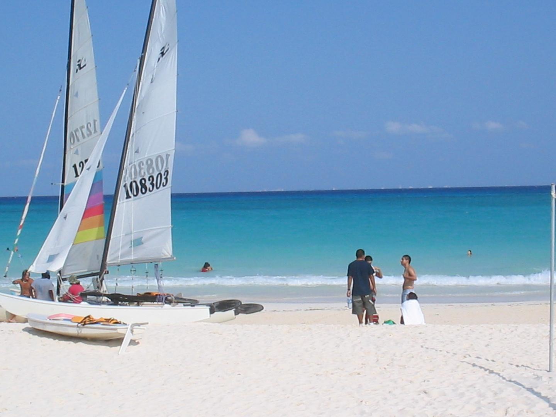 Segeln vor Playa