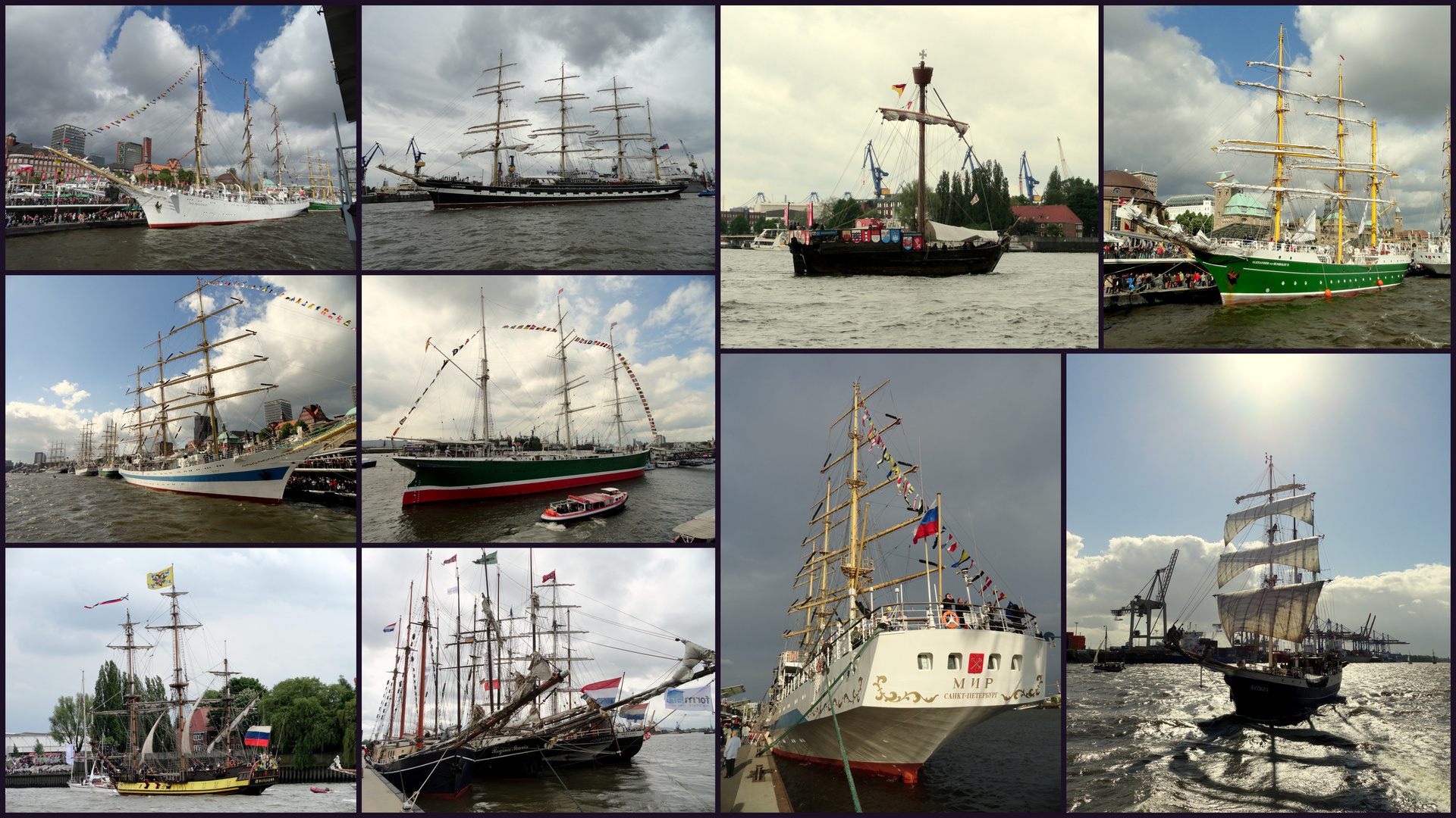 Segelschiffparade