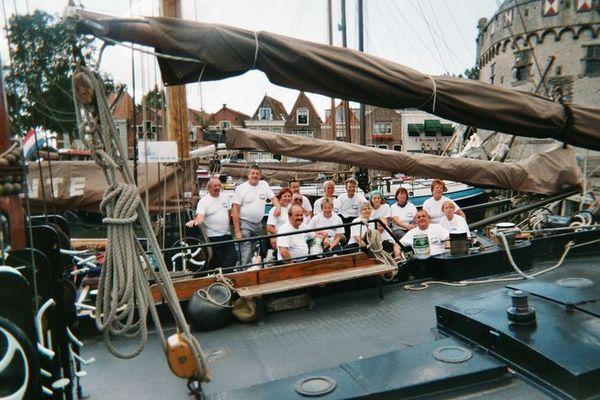 Segeltörn (2003) in Friesland (NL)