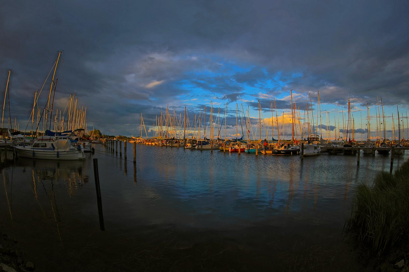 Seglerhafen Vitte/Hiddensee