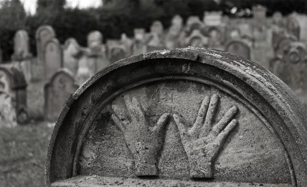 Segnende Hände