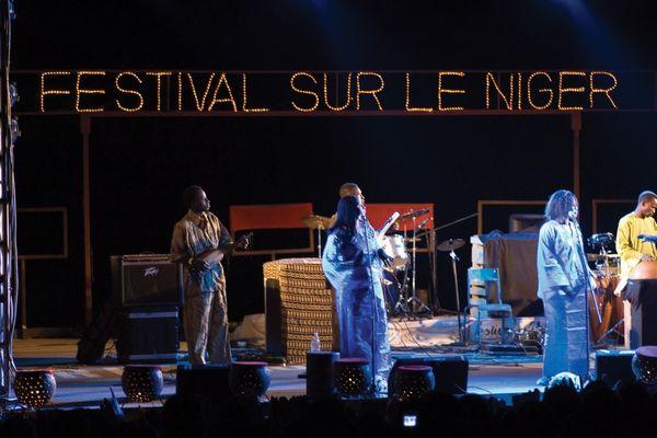 Segou 2008: Festival sur le niger