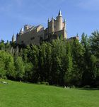 Segovia, Alcázar