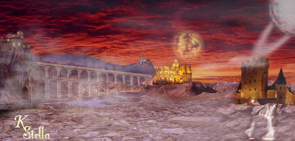 Segovia en otro mundo