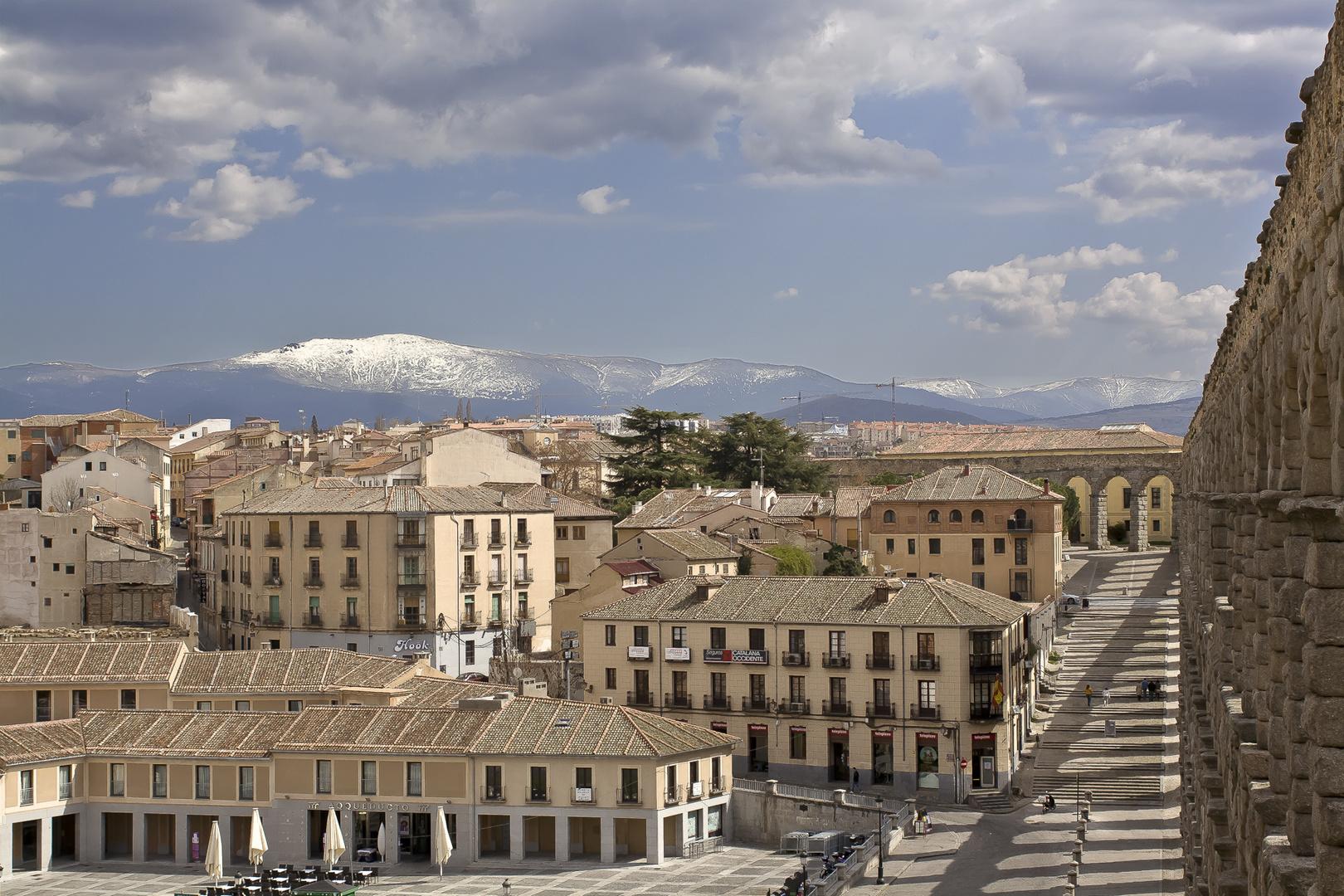 Segovia, que bonita eres