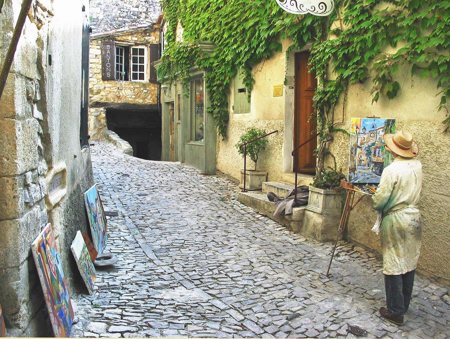 -- Seguret -- Provence