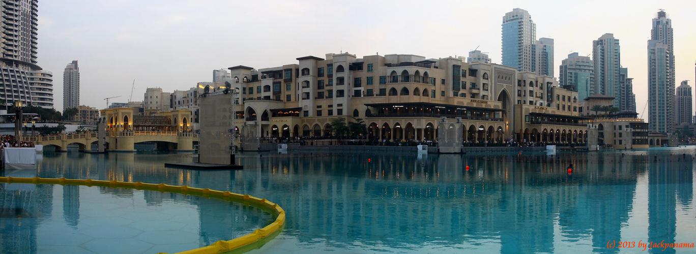 Sehenswertes Dubai: Eine Skyline der Superlative