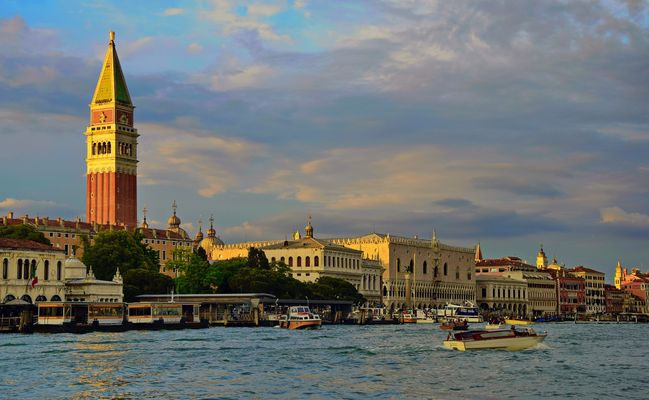 Sehenswertes Venedig
