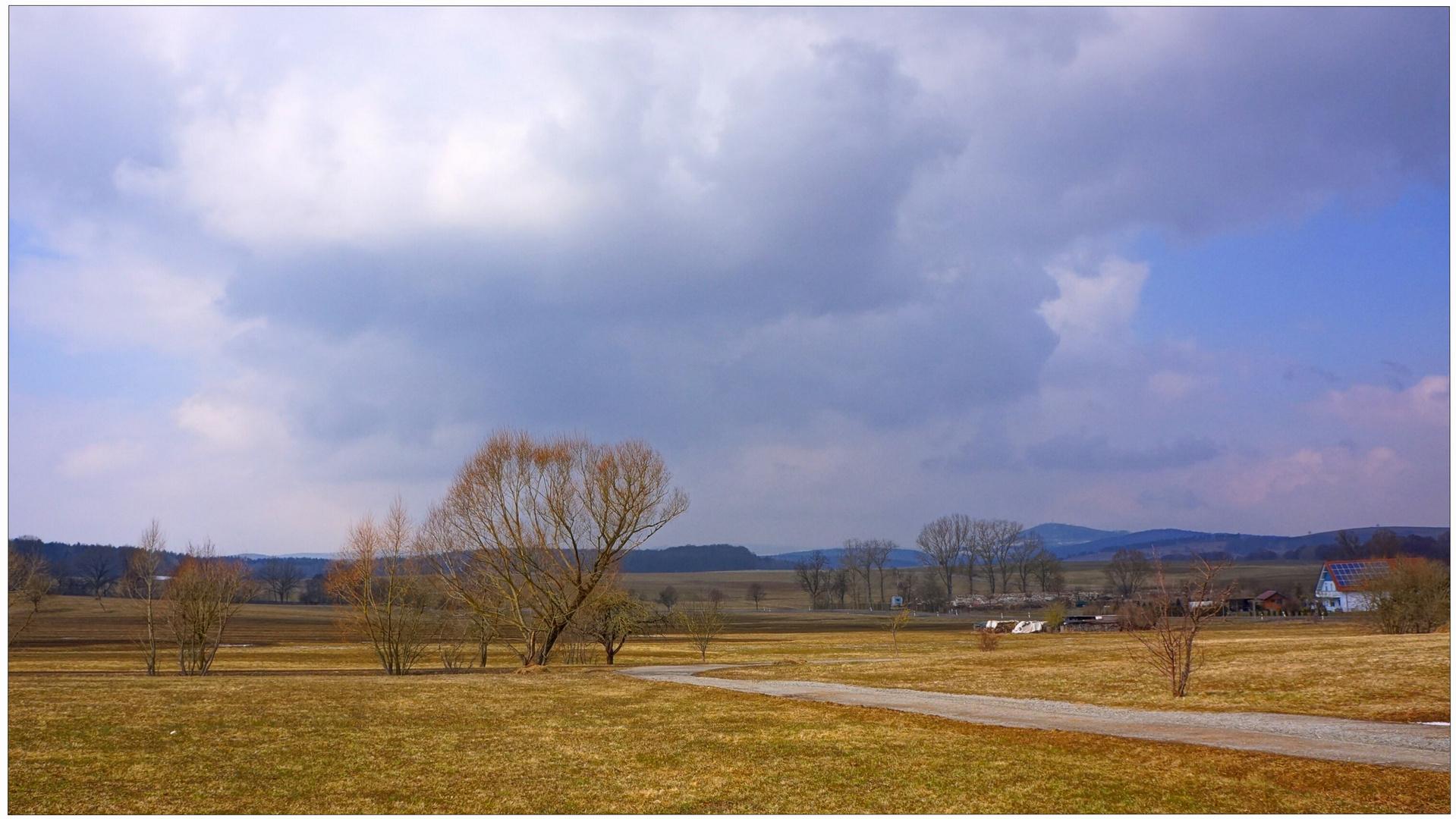 Sehnsucht nach dem Frühling (tener añoranza de la primavera)