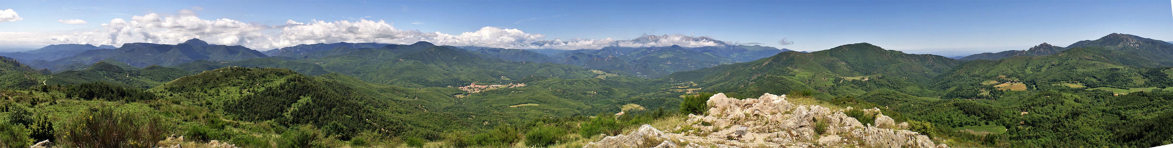 Sehnsucht nach den Pyrenäen
