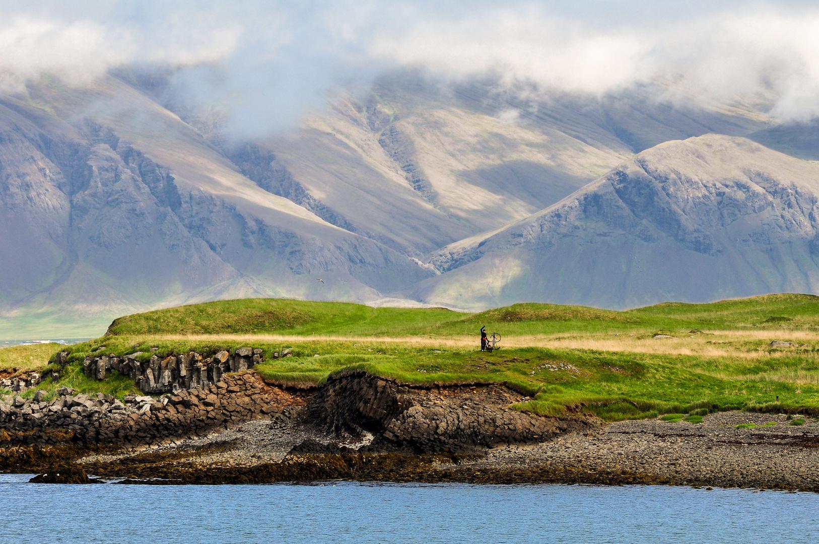Sehnsucht nach Island
