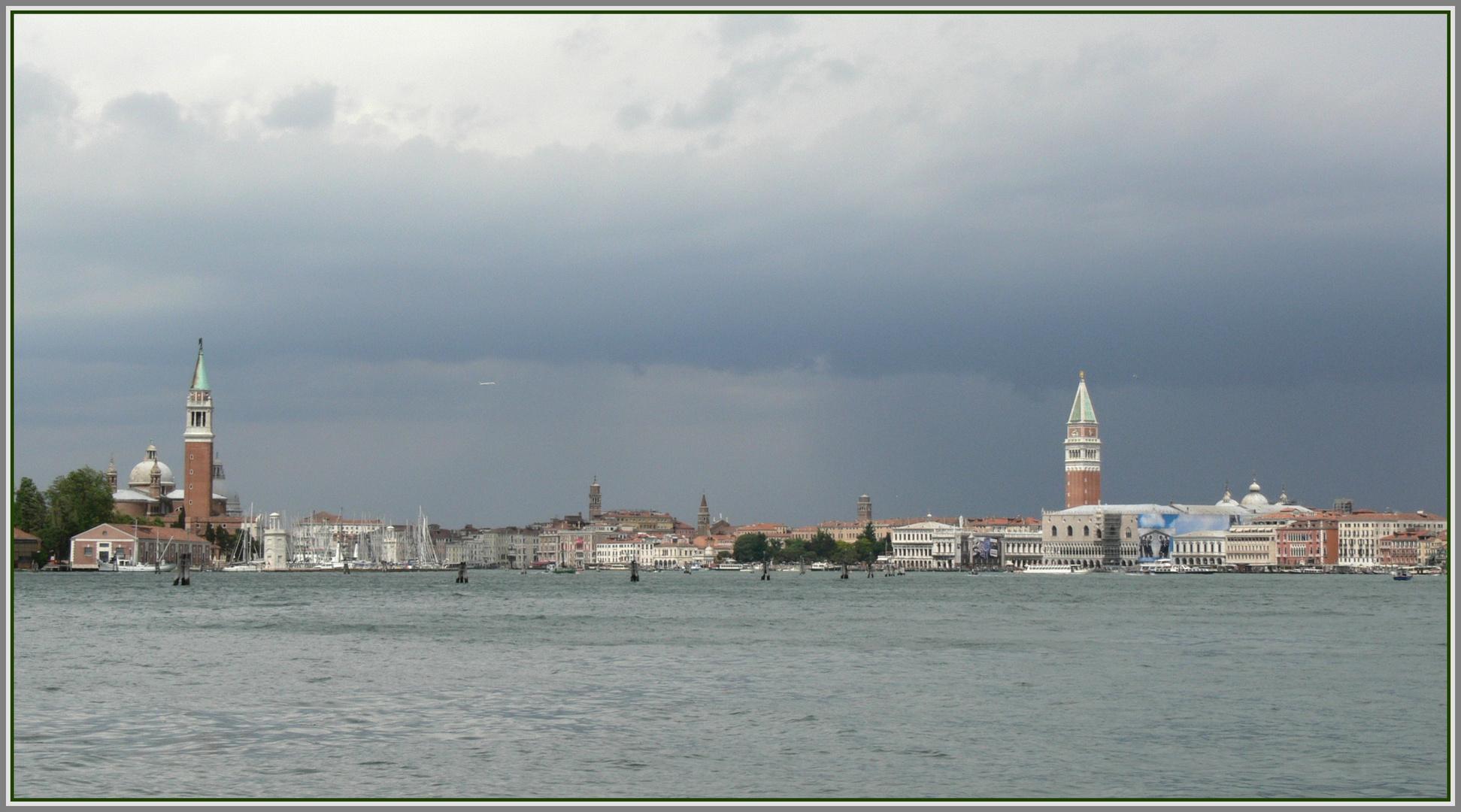 Sehnsucht nach Venedig.........
