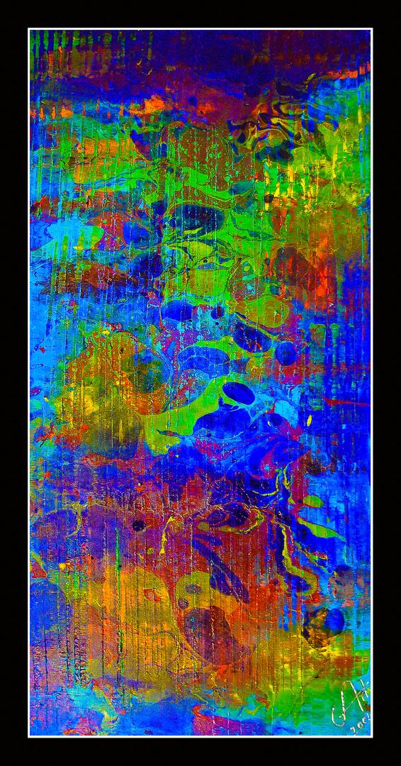 Sehnsucht (Ölmalerei)