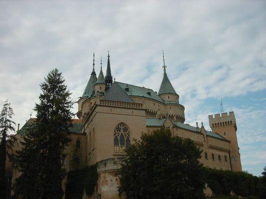 sehr bekanntes Schloss/Burg in der Slowakei